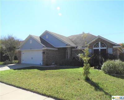 Temple Single Family Home For Sale: 2501 Stratford Dr