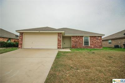 Killeen Single Family Home For Sale: 304 Aries Avenue
