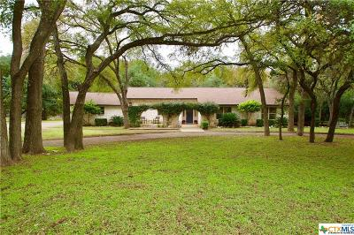 San Marcos Single Family Home For Sale: 601 Willow Creek