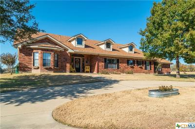 Gatesville Single Family Home For Sale: 104 Fairway Drive