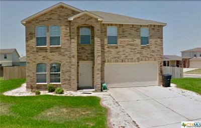 Killeen Single Family Home For Sale: 2409 Love