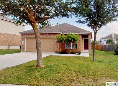 New Braunfels Single Family Home For Sale: 1941 Spotted Owl