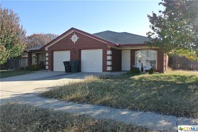 Killeen Multi Family Home For Sale: 4508 July Drive #A-B
