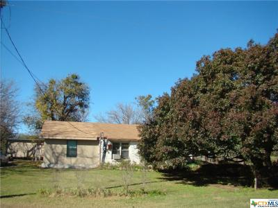 Gatesville Single Family Home For Sale: 9625 Fm 929