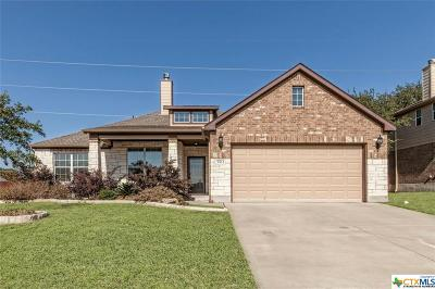 Killeen Single Family Home For Sale: 5911 Siltstone Loop
