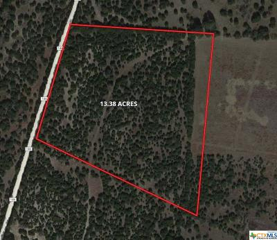 Gatesville Residential Lots & Land For Sale: Tbd - 1 County Rd 146