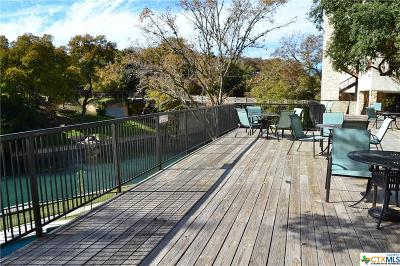 New Braunfels Condo/Townhouse For Sale: 401 W Lincoln #A302