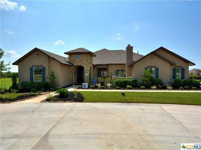 New Braunfels Single Family Home For Sale: 26226 Park Bend Drive