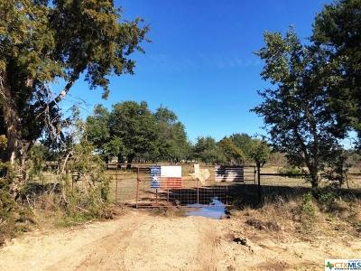 Copperas Cove Residential Lots & Land For Sale: 3850 Slater Road