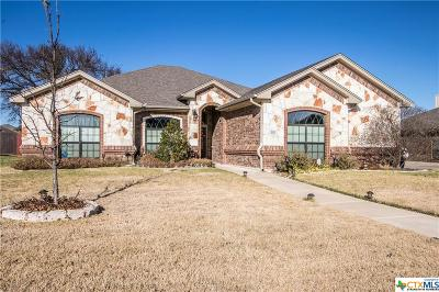 Harker Heights Single Family Home For Sale: 1121 Windy Hill Road