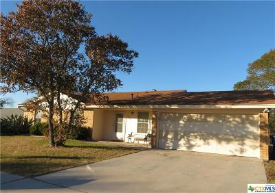 Copperas Cove Single Family Home For Sale: 2720 Phyllis Drive
