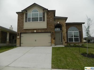 Killeen Single Family Home For Sale: 9509 Raeburn Court