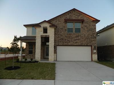 Killeen Single Family Home For Sale: 3401 Aubree Katherine Drive