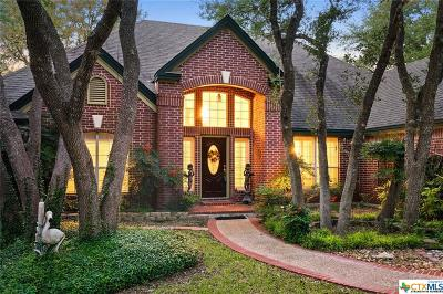 San Marcos Single Family Home For Sale: 611 Willow Creek