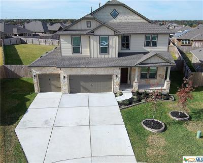 Hutto Single Family Home For Sale: 105 Elm Green Cove