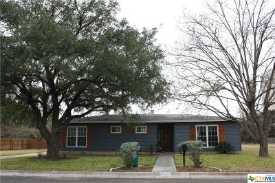Lampasas Single Family Home For Sale: 110 N Willis Street