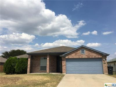 Killeen Single Family Home For Sale: 5302 Mesa