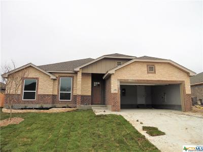 Belton TX Single Family Home For Sale: $214,700