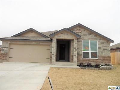 Belton Single Family Home For Sale: 546 Bella Rose Drive