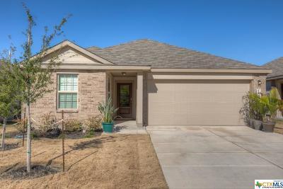New Braunfels Single Family Home For Sale: 164 Field Ridge