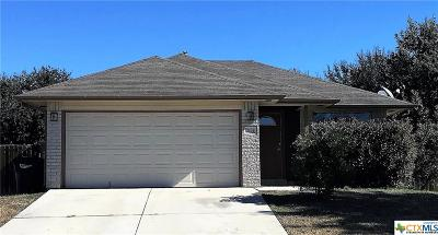 New Braunfels Single Family Home For Sale: 2131 Bentwood Dr