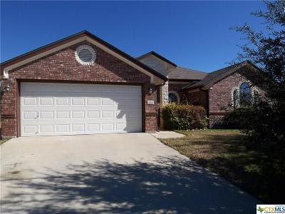 Harker Heights Single Family Home For Sale: 704 Tundra
