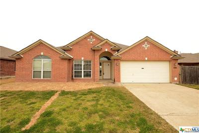 Killeen  Single Family Home For Sale: 2007 Schorn Drive