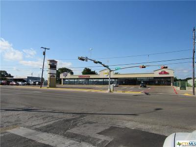 Killeen Commercial For Sale: 202 E Veterans Memorial