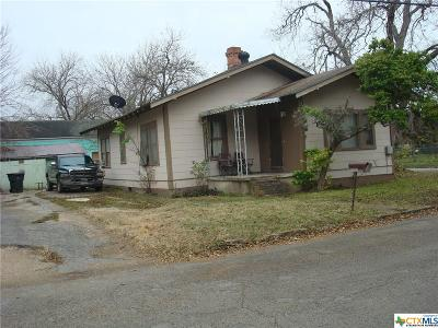 Seguin Single Family Home For Sale: 223 Terrell Street
