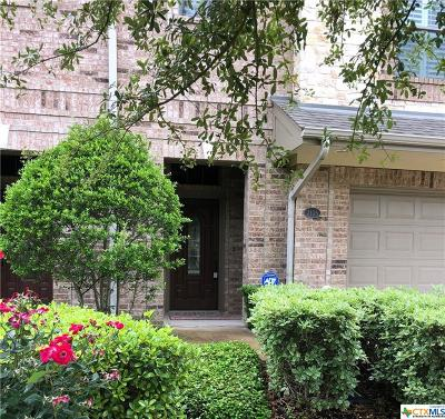 Belton Condo/Townhouse For Sale: 3106 Sabine Cove