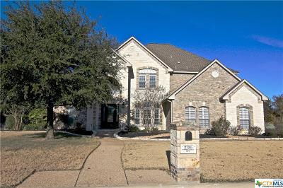 Salado Single Family Home For Sale: 2726 Winners Circle Drive