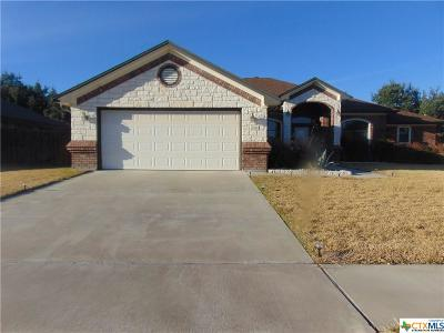 Harker Heights, Killeen, Belton, Nolanville, Georgetown Single Family Home For Sale: 6301 Marble Falls Drive