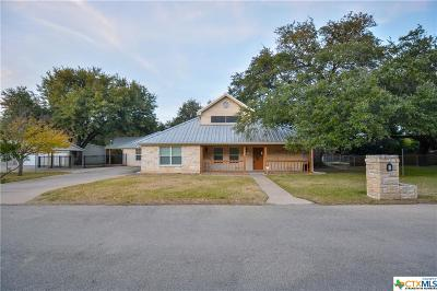Belton Single Family Home For Sale: 4 Red Dog Ct.