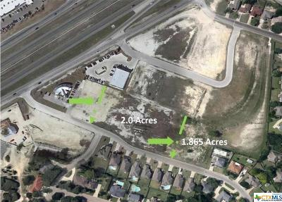 Harker Heights Commercial For Sale: 00 Cheetah Trail