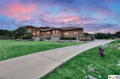 New Braunfels Single Family Home For Sale: 2621 Black Bear Drive