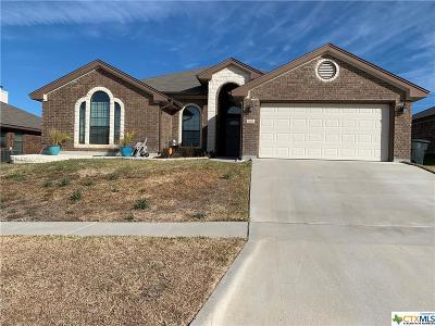 Killeen Single Family Home For Sale: 3001 Natural Lane