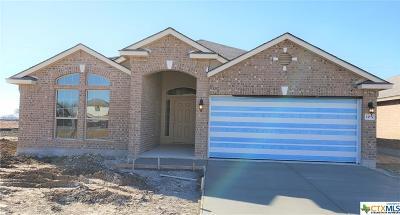 Bell County Single Family Home For Sale: 105 Bainbridge Road