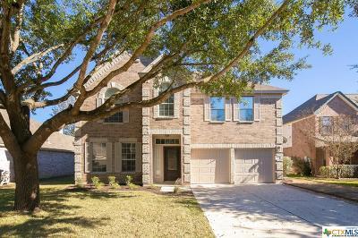 New Braunfels Single Family Home For Sale: 832 Fair