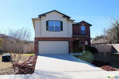 New Braunfels Single Family Home For Sale: 632 Muskogee