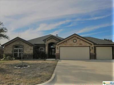 Harker Heights Single Family Home For Sale: 2030 Rustling Oaks