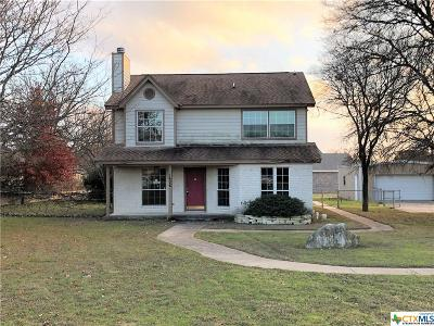Gatesville Single Family Home For Sale: 1406 Golf Course Road