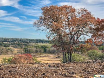 Salado Residential Lots & Land For Sale: 0000 Crows Ranch Road