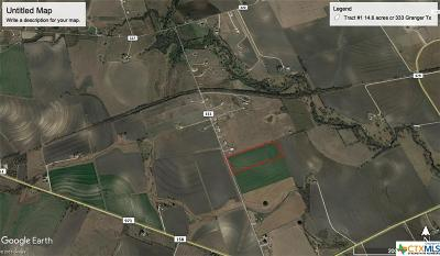 Williamson County Residential Lots & Land For Sale: Tbd Tract #1 County Rd 333
