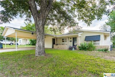 Gatesville Single Family Home For Sale: 110 N 28th