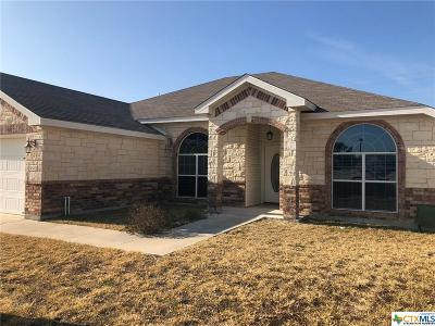 Killeen Single Family Home For Sale: 9507 Kaitlyn Dr