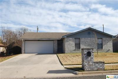 Copperas Cove Single Family Home For Sale: 507 Houston