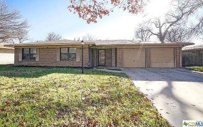Temple Single Family Home For Sale: 2701 W Avenue Z