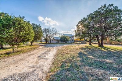 Gatesville Single Family Home For Sale: 5540 County Road 142
