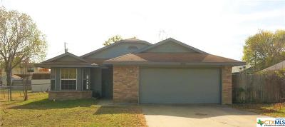 Killeen Single Family Home For Sale: 2002 Hinkle Avenue