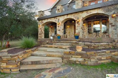 New Braunfels Single Family Home For Sale: 149 Pin Oak